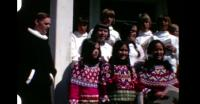 Meeting of the National Council 1971 in Nuuk
